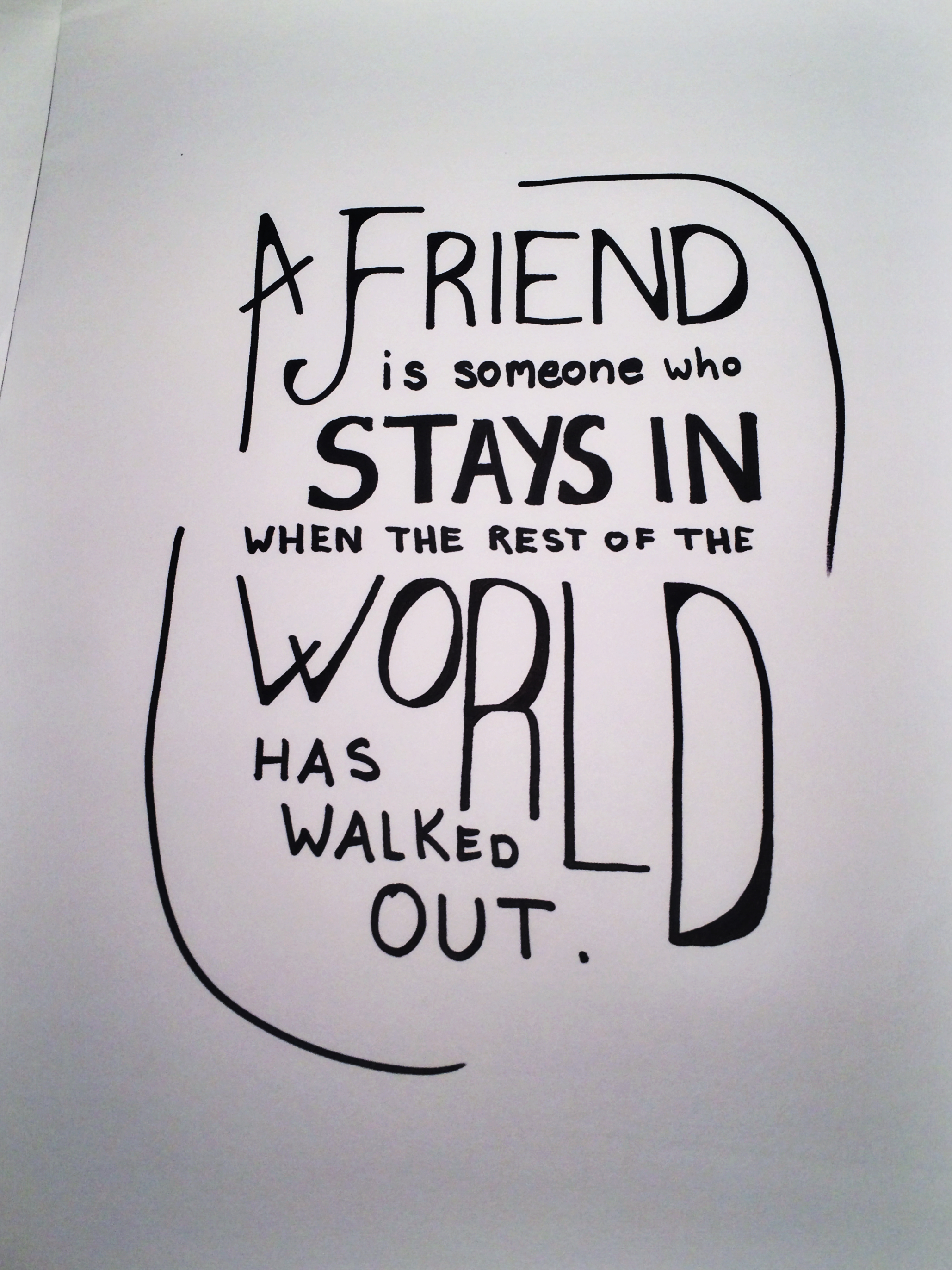 25 Short Friendship Quotes to Share With Your Best Friend ...  |Adorable Quotes For Your Friends